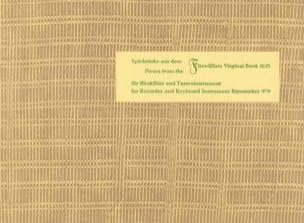 Spielstücke aus Fitzwilliam Virginal Book - Blockflöte - laflutedepan.com