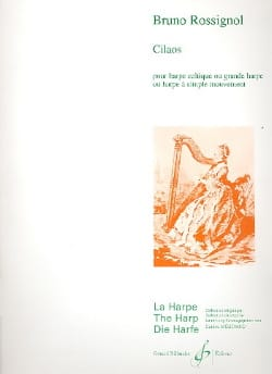 Bruno Rossignol - Cilaos - Harpe Celtique - Partition - di-arezzo.fr