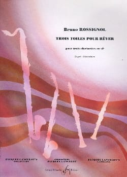 Trois toiles pour rêver - Bruno Rossignol - laflutedepan.com