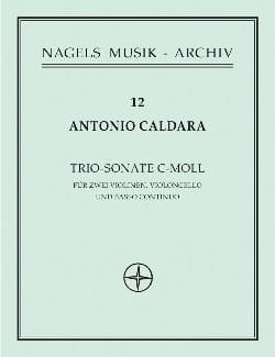 Triosonate c-moll op. 1 Nr. 6 - 2 Violinen u. Bc laflutedepan