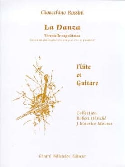 Gioacchino A. Rossini - The Danza - Neapolitan Tarantella - Sheet Music - di-arezzo.co.uk