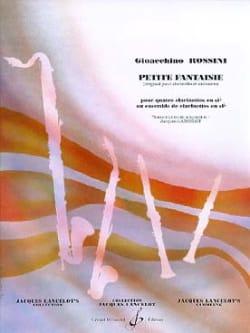 Petite fantaisie – 4 Clarinettes - laflutedepan.com