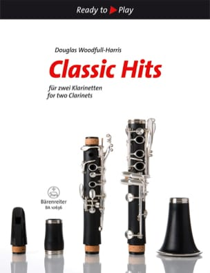 Classic Hits - 2 Clarinets - Sheet Music - di-arezzo.com