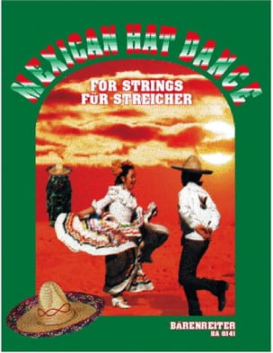 George A. Speckert - Mexican Hat Dance for Strings - Quartet - Partition - di-arezzo.fr