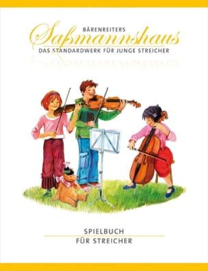 Egon Sassmannshause - Spielbuch für Streicher - Partition - di-arezzo.fr