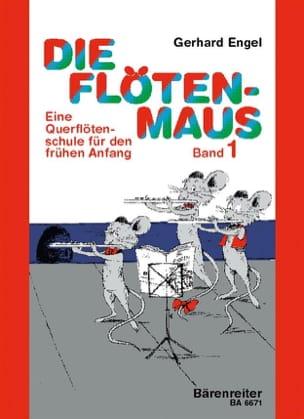 Die Flötenmaus Bd. 1 - Schule Gerhard Engel Partition laflutedepan