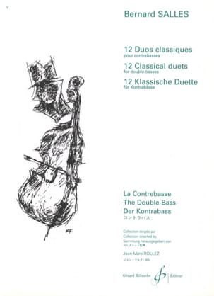 Bernard Salles - 12 Classic Duos - Sheet Music - di-arezzo.co.uk