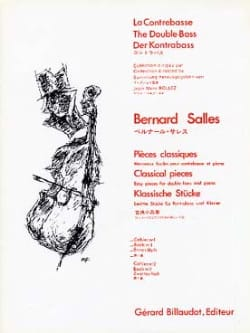 Bernard Salles - Classic Parts Volume 1A - Sheet Music - di-arezzo.com