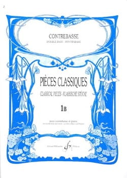 Bernard Salles - Classic Pieces Vol 1B - Sheet Music - di-arezzo.com