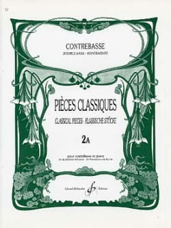 Bernard Salles - Classic Volume 2A Parts - Sheet Music - di-arezzo.co.uk