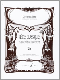 Bernard Salles - Classic Pieces, Flight 2B - Double Bass - Sheet Music - di-arezzo.co.uk