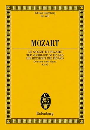 Die Hochzeit des Figaro, Ouverture KV 492 - MOZART - laflutedepan.com