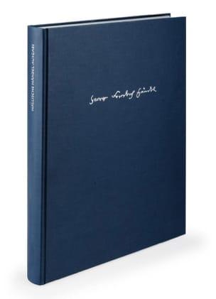 Elf Sonaten für Flöte und Basso continuo -Partitur Ln + Stimmen - laflutedepan.com