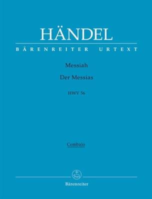 The Messiah - Der Messias. Oratorium in drei Teilen. Urtext der HallischenHändel laflutedepan