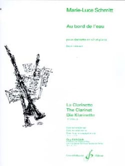 Marie-Luce Schmitt - At the water's edge - Sheet Music - di-arezzo.com