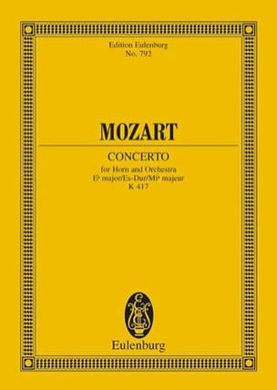 Horn-Konzert Nr. 2 Es-Dur KV 417 - MOZART - laflutedepan.com