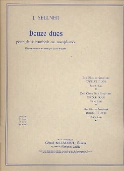 Joseph Sellner - 12 Duos - 4th Suite - Sheet Music - di-arezzo.co.uk