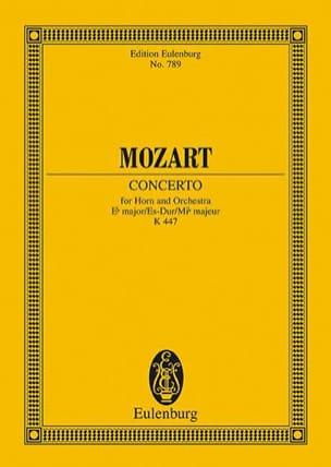 Horn-Konzert Nr. 3 Es-Dur KV 447 - MOZART - laflutedepan.com