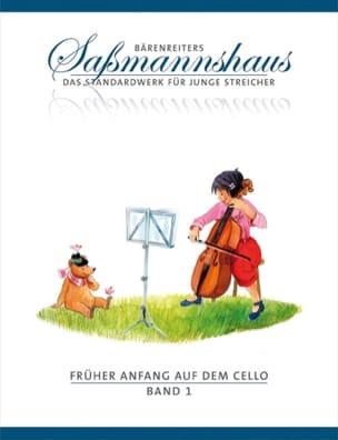 Egon Sassmannshaus - Früher Anfang Auf Dem Cello Volume 1 - Partition - di-arezzo.fr