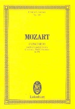 Wolfgang Amadeus Mozart - Klavierkonzert Nr. 24 c-moll KV 491 - Partition - di-arezzo.fr