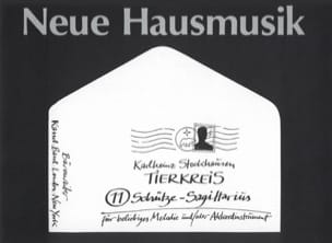 Schütze-Sagittarius (Tierkreis Nr. 11) – Partitur - laflutedepan.com
