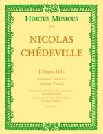 Vivaldi Antonio / Chédeville Nicolas (Le cadet) - Il Pastor Fido op. 13 – Flöte (o. Oboe, Violine) u. Bc - Partition - di-arezzo.fr