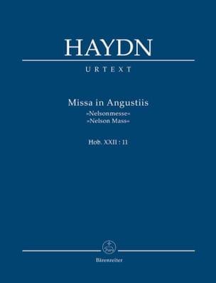 HAYDN - Missa in Angustiis Nelson-Messe. Urtext der Haydn-Gesamtausgabe - Sheet Music - di-arezzo.co.uk