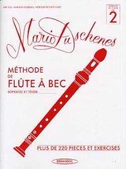 Mario Duschenes - Recorder Method - Volume 2 - Soprano / Tenor - Sheet Music - di-arezzo.co.uk