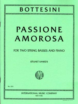 Passione amorosa Giovanni Bottesini Partition Trios - laflutedepan