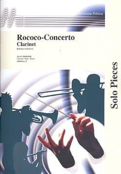 Jurriaan Andriessen - Rococo - Concerto - Piano Clarinet - Sheet Music - di-arezzo.co.uk