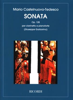 Sonata op. 128 -Clarinetto e piano - laflutedepan.com