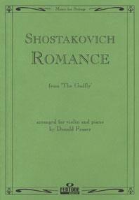 Romance from The Gadfly - Clarinet CHOSTAKOVITCH laflutedepan