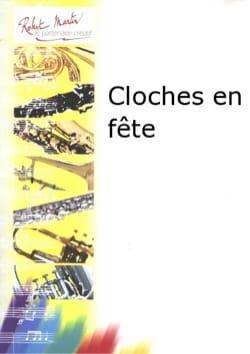 Cloches en fête Francis Coiteux Partition Clarinette - laflutedepan