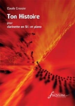 Claude Crousier - Your story - Sheet Music - di-arezzo.com