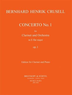 Concerto Clarinet E flat major op. 1 n° 1 - laflutedepan.com