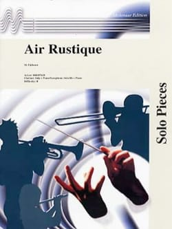 Air rustique Maurice Faillenot Partition Clarinette - laflutedepan
