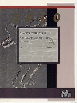Maurice Faillenot - Gavotte and Berceuse - Sheet Music - di-arezzo.com