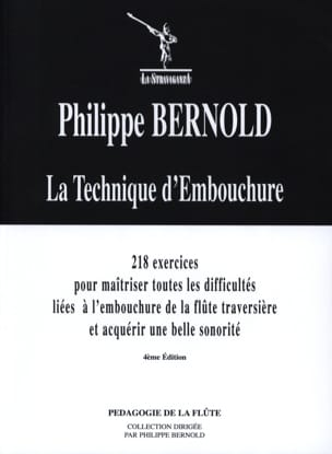 Philippe Bernold - The mouthpiece technique - Sheet Music - di-arezzo.co.uk