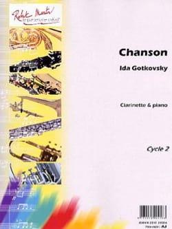 Ida Gotkovsky - Chanson - Partition - di-arezzo.fr
