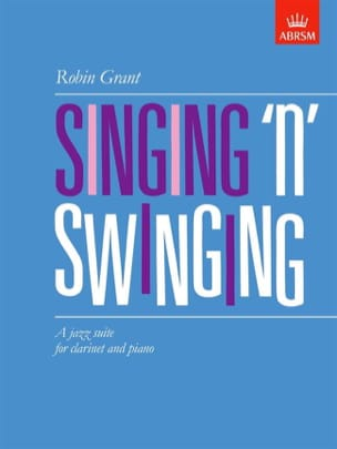 Robin Grant - Singing 'n' swinging - Partition - di-arezzo.fr
