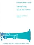 Edvard Grieg - Dance of the Sylphs - Sheet Music - di-arezzo.co.uk