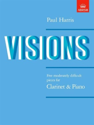Paul Harris - visions - Sheet Music - di-arezzo.co.uk