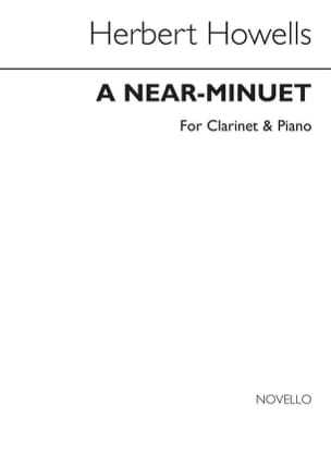 Herbert Howells - A near minuet - Sheet Music - di-arezzo.com