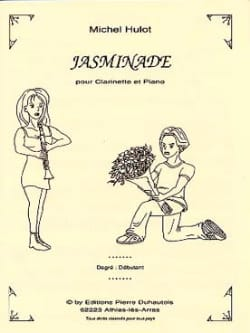 Michel Hulot - Jasminade - Sheet Music - di-arezzo.co.uk