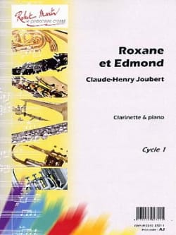 Claude-Henry Joubert - Roxane and Edmond - Sheet Music - di-arezzo.co.uk