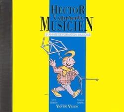 Sylvie DEBEDA, Florence MARTIN et Caroline HESLOUIS - CD - Hector The Apprentice Musician - Volume 3 - Partition - di-arezzo.co.uk