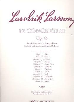 Concertino Clarinette op. 45 n° 3 - laflutedepan.com