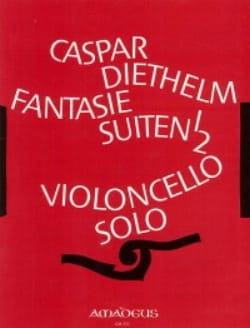Caspar Diethelm - Fantasie - Suiten 1. 2. - Sheet Music - di-arezzo.co.uk