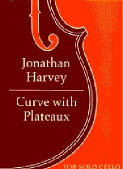 Curve with Plateaux - Jonathan Harvey - Partition - laflutedepan.com