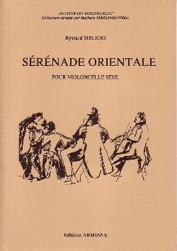 Rysszard Sielicki - Sérénade orientale - Partition - di-arezzo.fr
